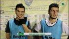 Sams FC Basın Toplantısı / SAMSUN / iddaa rakipbul 2015 açılış ligi-Hasbel FC