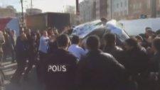 Sultanahmet'teki Olay Yerine Giden Polis Aracı Kaza Yaptı