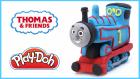 Thomas ve Arkadaşları Play Doh | Play Doh Oyun Hamuru ile Thomas Nasıl Yapılır?