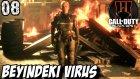 Call of Duty Black Ops 3 Türkçe | Beyindeki Gizli Virus | 8.Bölüm | Ps4