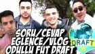 CANLI YAYIN Vlog | Soru, Cevap | Ödüllü Fifa 16 FUT Draft | Ibo,Momo,Cevo