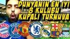 Fifa 15 Türkçe oynanış | Dünya en iyi Kulüpler Kupasi | Ps4