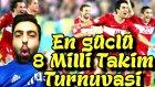 Fifa 15 Türkçe oynanış | En güclü Milli Takimlar Kupasi ve Türkiye | Ps4