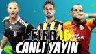Fifa 16 | Trabzonspor, Fenerbahce, Galatasaray, Besiktas Online Mac | Türkçe oynanış | Ps4