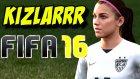 Fifa 16 Türkçe oynanış | Kadinlar sahayi costuruyor | Inceleme | Ps 4