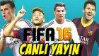Fifa 16 Türkçe oynanış | Oyunu inceliyoruz | Canli Yayin