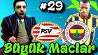 Fifa 16 Türkiye Kariyeri | Ceyrek Final ve Büyük Maclar | 29.Bölüm | Türkçe oynanış | Ps4