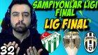 Fifa 16 Türkiye Kariyeri | CL LIGI ve LIG Finali | 32.Bölüm | Türkçe oynanış | Ps4
