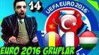 Fifa 16 Türkiye Kariyeri | EURO 2016 BASLIYOOO | 14.Bölüm | Türkçe oynanış | Ps4