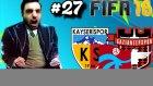 Fifa 16 Türkiye Kariyeri | Fena kenetlendik | 27.Bölüm | Türkçe oynanış | Ps4