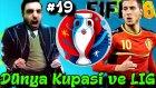 Fifa 16 Türkiye Kariyeri | Liderlik savasi Elemelerde | 19.Bölüm | Türkçe oynanış | Ps 4
