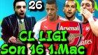 Fifa 16 Türkiye Kariyeri | Sonunda CL Ligi 1.Mac | 26.Bölüm | Türkçe oynanış | Ps4