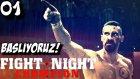 Fight Night Champion Türkçe | Boykanin acili Hikayesi | 1.Bölüm | Ps3