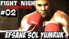 Fight Night Champion Türkçe | Ölümcül SOL | 2.Bölüm | Ps3