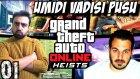 GTA 5 Online Heists Türkçe | Basliyoruuuz | Ümidi Vadisi Pusu 1.Bölüm