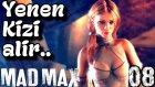 MAD MAX Türkçe oynanış | Büyük Yarisa hazirlik | 8.Bölüm | Ps4