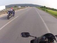Motosiklete Bin Oğlum, Çünkü Motosiklet Tutkudur