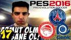 PES 2016 Efsane Ol | Sampiyonlar Ligi baslasin | 17.Bölüm | Türkçe oynanış | Ps4