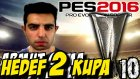 PES 2016 Efsane Ol | UEFA son 32 | 10.Bölüm | Türkçe oynanış | Ps4