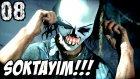 Until Dawn Türkçe oynanış   Maskeli Adam kimmis?   8.Bölüm   Ps4