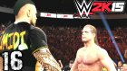 WWE 2K15 Türkçe oynanış   Bu Savas bitmez   16.Bölüm   Universe   Ps4