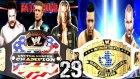 WWE 2K15 Türkçe oynanış | Inanilmaz Bölüm | 29.Bölüm | Universe | Ps4