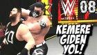 WWE 2K16 Kariyer Türkçe | Korkulu Rüyan olcam Kevin Owens  | 8.Bölüm | Ps4