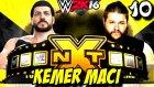 WWE 2K16 Kariyer Türkçe | SONUNDA NXT KEMER MACI | 10.Bölüm | Ps4