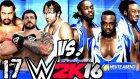 WWE 2K16 Kariyer Türkçe | The New Day Beybi birakin gelsin | 17.Bölüm | Ps4