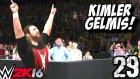 WWE 2K16 Kariyer Türkçe | Turko ile Dövüselim, Güreselim | 29.Bölüm | Ps4