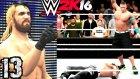 WWE 2K16 Kariyer Türkçe | YENI DUSMAN ve Büyük Mac | 13.Bölüm | Ps4
