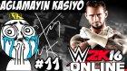 WWE 2K16 Online Türkçe   CM PUNK cok özledik be   Ümidi vs World   11.Bölüm   Ps 4