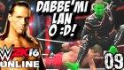 WWE 2K16 Online Türkçe | Dabbe mi Lan O :D SHAWN MICHAELS | Ümidi vs World | 9.Bölüm | Ps 4