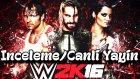 WWE 2K16 Türkçe   CANLI YAYIN , Inceleme, Royal Rumble, TERMINATOR   Cavit   Ps4