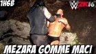 WWE 2K16 Türkçe Hikaye | CANLI CANLI MEZARA GÖMME MACI | 1H6B | Ps4
