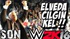 WWE 2K16 Türkçe Hikaye   Ümidi Ailesi seni unutmaz Cilgin Kel   SON   Ps 4