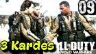 Call of Duty Advanced Warfare Türkçe   3 Kardes Atlasa karsi   9.Bölüm   Ps4