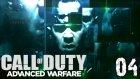 Call of Duty Advanced Warfare Türkçe | Her yerde ölü | 4.Bölüm | Ps4