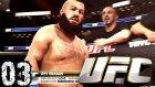 EA SPORTS UFC | Ilk Resmi maclar | 3.Bölüm | Türkçe oynanış | Ps4