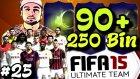 Fifa 15 Ultimate Team | Kalbi olan izlemesin | 25.bölüm | Türkçe oynanış | Ps4
