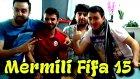Mermili Tabanca Cezali Fifa 15 | Ümidi, Ibo vs. Cevo, Momo 2. ve son Tur | Cezali Oyun