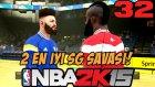 NBA 2K15 Türkçe | En zor Ayara gectik | 32.Bölüm | Ps4 | Kariyer