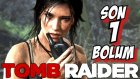 Tomb Raider Türkçe oynanış   Herseyin Sonuna geliyoruz   13.Bölüm   Ps 4