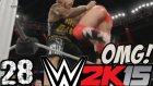 WWE 2K15 Türkçe Oynanış | Artik OMG Vakti | 28.Bölüm | Kariyer