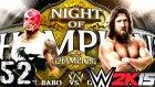 WWE 2K15 Türkçe Oynanış   Bu hesap kapansin   52.Bölüm   Kariyer   Ps4