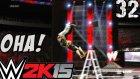 WWE 2K15 Türkçe Oynanış | En büyük Kemere son adim | 32.Bölüm | Kariyer | Ps4