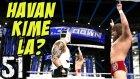 WWE 2K15 Türkçe Oynanış | Hepiniz gelin la | 51.Bölüm | Kariyer | Ps4