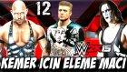 WWE 2K15 Türkçe oynanış | Junior Kemer istiyor | 12.Bölüm | Universe | Ps4