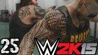 WWE 2K15 Türkçe Oynanış | Siz hepiniz, Ben tek | 25.Bölüm | Kariyer