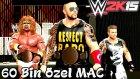 WWE 2K15 Türkçe oynanış | Ümidi Ailesi vs. The Shield | 60 000 Özel | Ps4